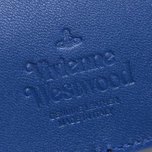 ヴィヴィアンウエストウッド キーケース メンズ レディース エマ オーブ ブルー 51020001 40564 K401 VIVIENNE WESTWOOD
