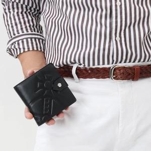 ヴィヴィアンウエストウッド 二つ折り財布 財布 メンズ チェスター ブラック 51090001 40317 N401 VIVIENNE WESTWOOD