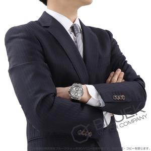 モーリス・ラクロア アイコン クロノグラフ 腕時計 メンズ MAURICE LACROIX AI1018-SS001-130-1