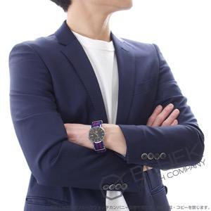 モーリス・ラクロア エリロス FCバルセロナ 替えベルト付き 腕時計 メンズ MAURICE LACROIX EL1087-SS002-320