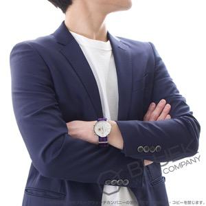 モーリス・ラクロア エリロス FCバルセロナ クロノグラフ 替えベルト付き 腕時計 メンズ MAURICE LACROIX EL1088-SS002-120