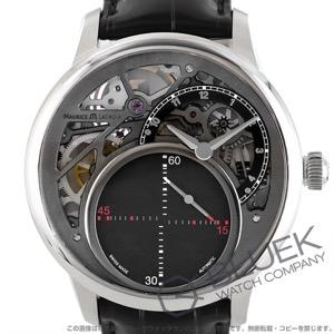 モーリス・ラクロア マスターピース ミステリアス・セコンド 世界限定250本 クロコレザー 腕時計 メンズ MAURICE LACROIX MP6558-SS001-095-1