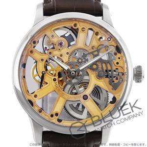 モーリス・ラクロア マスターピース スケルトン クロコレザー 腕時計 メンズ MAURICE LACROIX MP7228-SS001-001