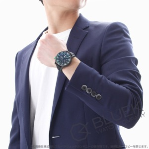 モーリス・ラクロア ポントスS エクストリーム クロノグラフ 腕時計 メンズ MAURICE LACROIX PT6028-ALB01-332
