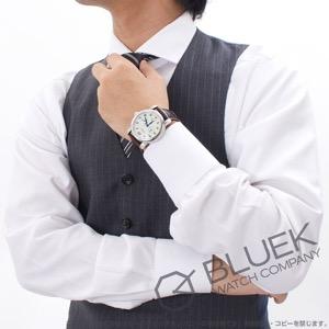 モンブラン スター レトログラード パワーリザーブ アリゲーターレザー 腕時計 メンズ MONTBLANC 106462