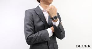 モンブラン スター クロノグラフ アリゲーターレザー 腕時計 メンズ MONTBLANC 106467