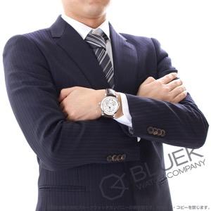 モンブラン ニコラ・リューセック クロノグラフ アリゲーターレザー 腕時計 メンズ MONTBLANC 106487