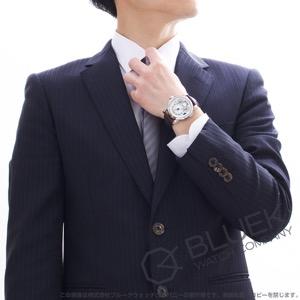 モンブラン ニコラ・リューセック クロノグラフ アリゲーターレザー 腕時計 メンズ MONTBLANC 106487-W