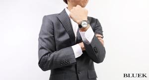 モンブラン スター ローマン アリゲーターレザー 腕時計 メンズ MONTBLANC 107114