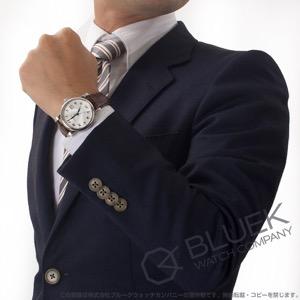 モンブラン スター デイト アリゲーターレザー 腕時計 メンズ MONTBLANC 107315