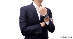 モンブラン スター GMT アリゲーターレザー 腕時計 メンズ MONTBLANC 109285