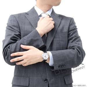 モンブラン スター ローマン アリゲーターレザー 腕時計 メンズ MONTBLANC 111881