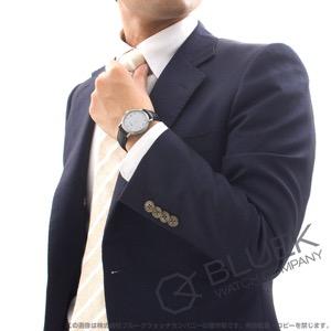モンブラン トラディション アリゲーターレザー 腕時計 メンズ MONTBLANC 112611