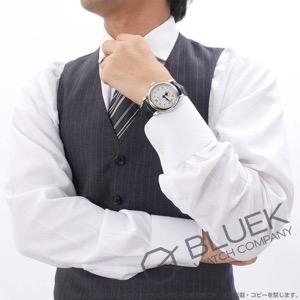 モンブラン スター ローマン ムーンフェイズ アリゲーターレザー 腕時計 メンズ MONTBLANC 113645