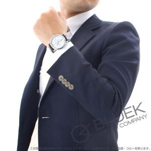 モンブラン トラディション クロノグラフ アリゲーターレザー 腕時計 メンズ MONTBLANC 114339