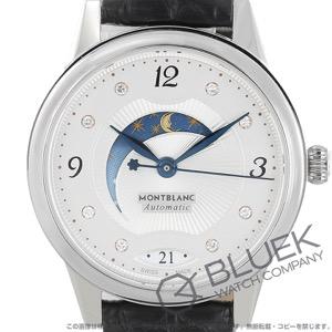 モンブラン ボエム デイ&ナイト ダイヤ アリゲーターレザー 腕時計 レディース MONTBLANC 114730