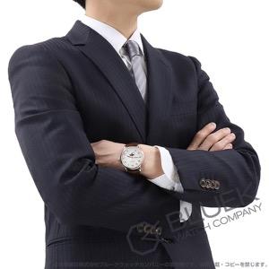 モンブラン スター レガシー ムーンフェイズ アリゲーターレザー 腕時計 メンズ MONTBLANC 117580