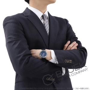 モンブラン トラディション デイト アリゲーターレザー 腕時計 メンズ MONTBLANC 117829