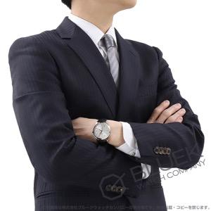 モンブラン ヘリテイジ クロノメトリー デイデイト アリゲーターレザー 腕時計 メンズ MONTBLANC 118224