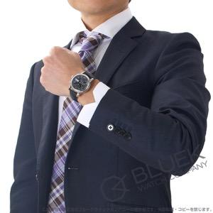 モンブラン スター クロノグラフ アリゲーターレザー 腕時計 メンズ MONTBLANC 8451