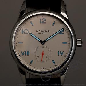 ノモス グラスヒュッテ クラブ キャンパス 腕時計 メンズ NOMOS GLASHUTTE CL1A1W138CP