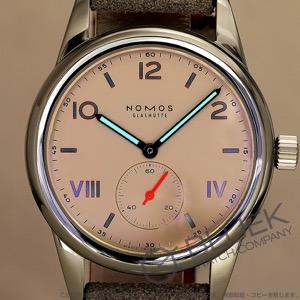 ノモス グラスヒュッテ クラブ キャンパス 腕時計 ユニセックス NOMOS GLASHUTTE CL1A1W1CP
