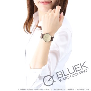 ノモス グラスヒュッテ タンジェント カラット 腕時計 レディース NOMOS GLASHUTTE TN1A1KR233
