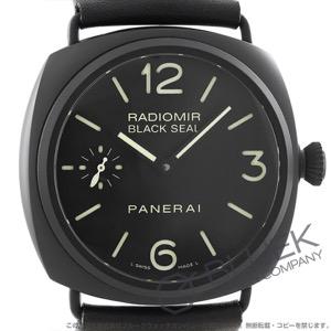 パネライ ラジオミール ブラックシール メンズ PAM00292