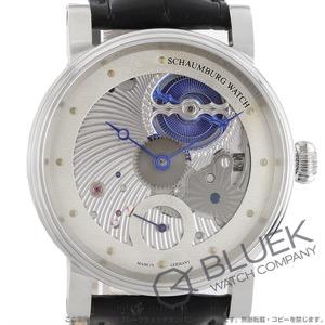 シャウボーグ ウニカトリウム クラシックマスター 腕時計 メンズ SCHAUMBURG CLASSIC MASTER