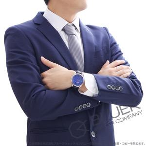 シャウボーグ ウニカトリウム マーレマティック 腕時計 メンズ SCHAUMBURG MARLEMATIC-BL