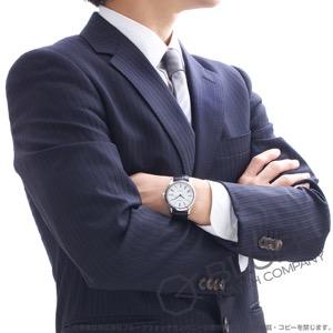 セイコー プレザージュ クロコレザー 腕時計 メンズ SEIKO SARX049