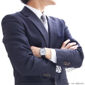 セイコー プレザージュ クロコレザー 腕時計 メンズ SEIKO SARX051