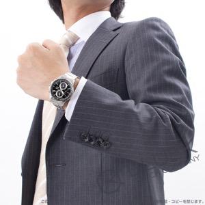 セイコー スピリット スマート クロノグラフ パワーリザーブ 腕時計 メンズ SEIKO SBPJ005