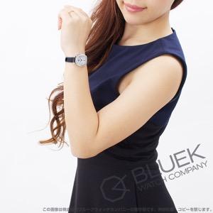 セイコー エクセリーヌ ダイヤ クロコレザー 腕時計 レディース SEIKO SWCW089