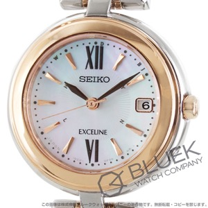 セイコー エクセリーヌ 腕時計 レディース SEIKO SWCW134