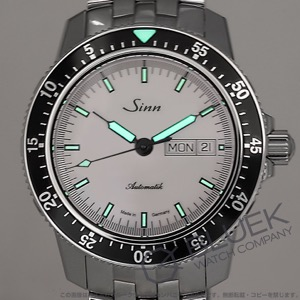 ジン 腕時計 メンズ Sinn 104.ST.SA.I.W
