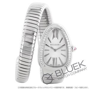 ブルガリ セルペンティ トゥボガス ダイヤ 腕時計 レディース BVLGARI SP35C6SDS.1T