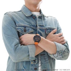 ティソ T-スポーツ T-レース タッチ アルミニウム クロノグラフ 腕時計 メンズ TISSOT T081.420.97.057.02