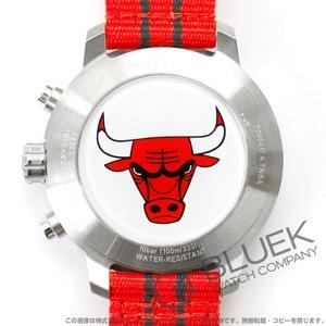 ティソ T-スポーツ クイックスター NBAシカゴ・ブルズ クロノグラフ 腕時計 メンズ TISSOT T095.417.17.037.04