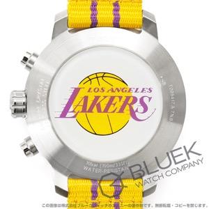 ティソ T-スポーツ クイックスター NBAロサンゼルス・レイカーズ クロノグラフ 腕時計 メンズ TISSOT T095.417.17.037.05