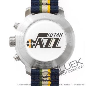 ティソ T-スポーツ クイックスター NBAユタ・ジャズ クロノグラフ 腕時計 メンズ TISSOT T095.417.17.037.28