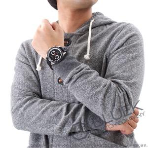 ティソ T-スポーツ PRS516 クロノグラフ 腕時計 メンズ TISSOT T100.427.16.051.00