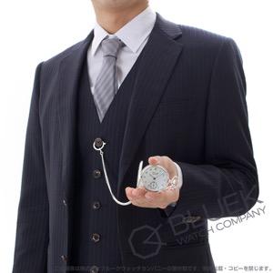 ティソ T-ポケット サボネット メカニカル 銀無垢 腕時計 メンズ TISSOT T83.1.406.12