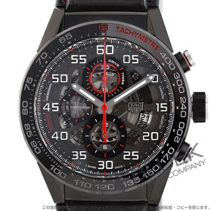タグホイヤー カレラ ホイヤー01 クロノグラフ 腕時計 メンズ TAG Heuer CAR2A1H.FT6101