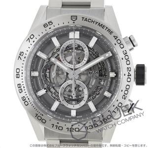 タグホイヤー カレラ ホイヤー01 グレーファントム チタニウム クロノグラフ 腕時計 メンズ TAG Heuer CAR2A8A.BF0707