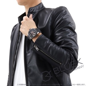 タグホイヤー カレラ ホイヤー02 クロノグラフ 腕時計 メンズ TAG Heuer CBG2A10.FT6168