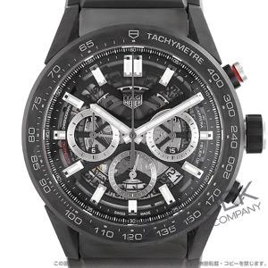 タグホイヤー カレラ ホイヤー02 クロノグラフ 腕時計 メンズ TAG Heuer CBG2A91.FT6173