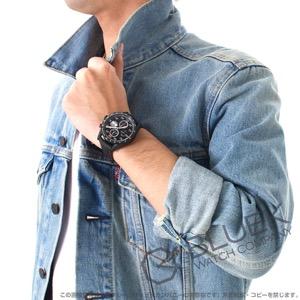 タグホイヤー カレラ クロノグラフ アリゲーターレザー 腕時計 メンズ TAG Heuer CV2A81.FC6237