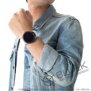 タグホイヤー コネクテッド クロノグラフ パワーリザーブ GMT 腕時計 メンズ TAG Heuer SAR8A80.FT6056