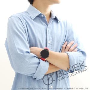 タグホイヤー コネクテッド クロノグラフ パワーリザーブ GMT 腕時計 メンズ TAG Heuer SAR8A80.FT6057